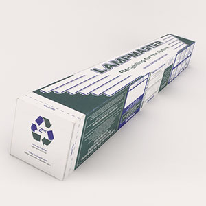 8ft Fluorescent Bulb Recycling Kit