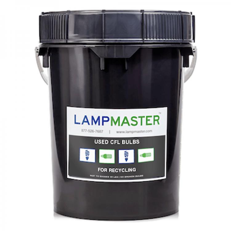 5gal CFL Recycling Kit