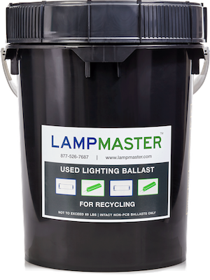 lighting ballast recycling