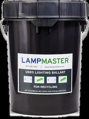 lighting ballast recycling