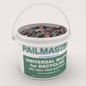 Small Dry Cell Battery Recycling Kit