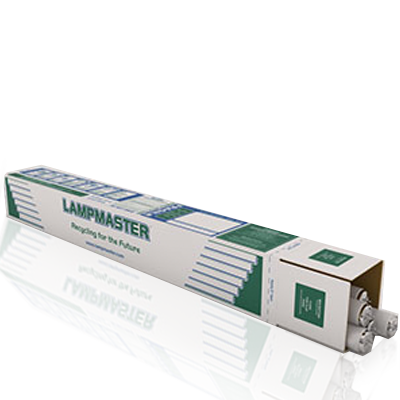 Fluorescent Lamp Recycling Kit 4ft Small