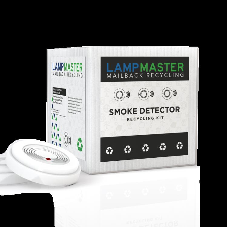 Smoke Detector Recycling Kit Small