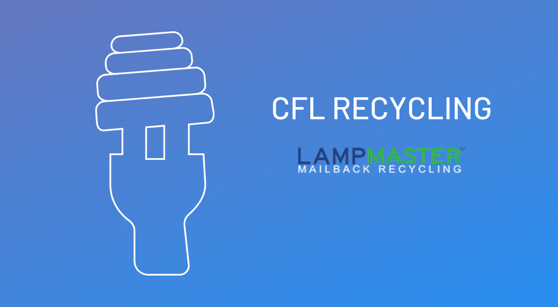 cfl recycling by mail