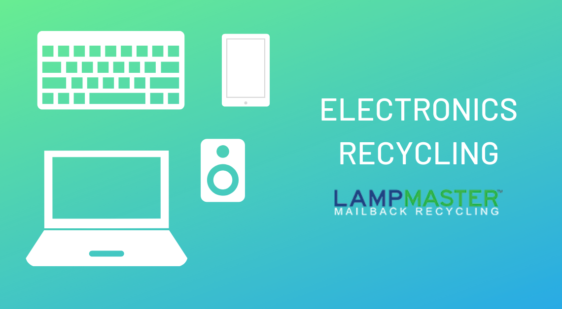 electronics recycling by mail service