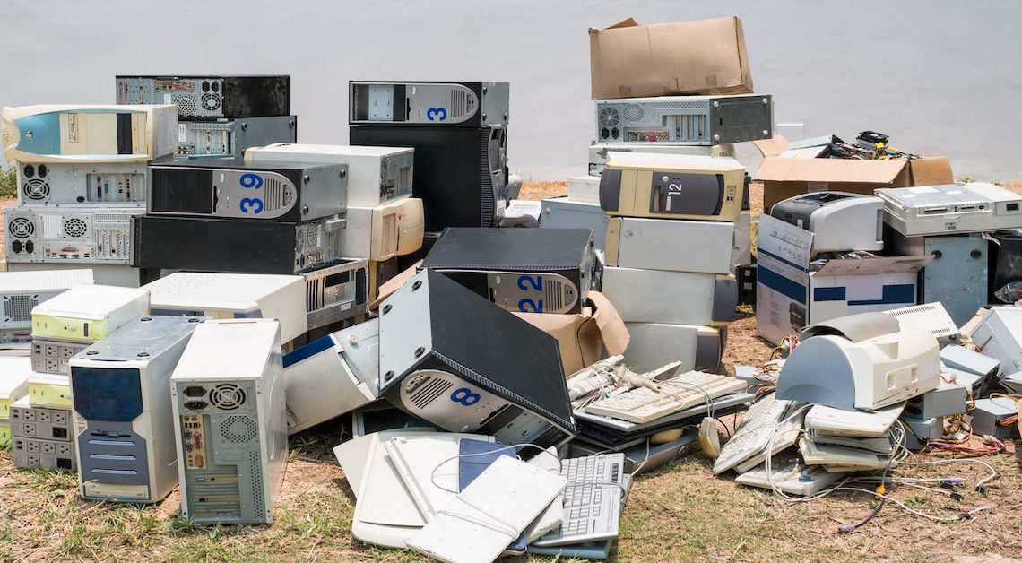 recycling e waste is important