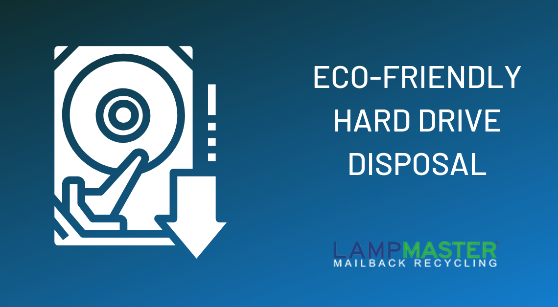eco friendly hard drive disposal services