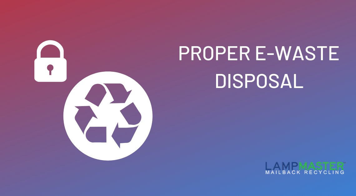 proper e waste disposal services