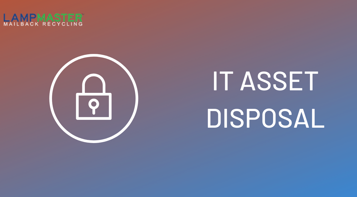 disposing of it assets properly