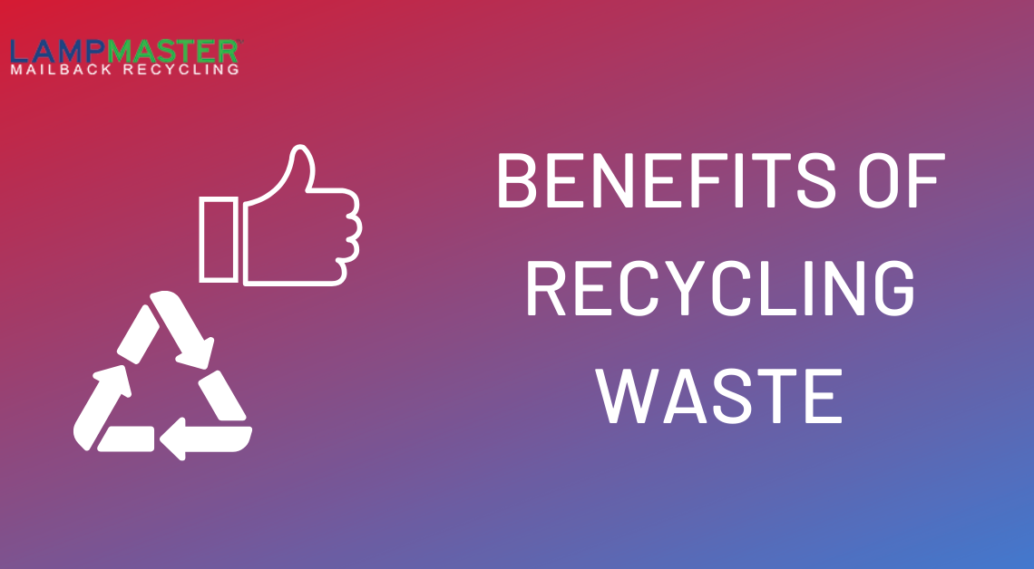 business waste recycling benefits