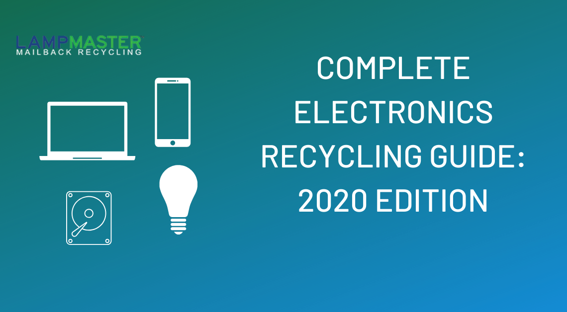guide to electronics recycling 2020 edition