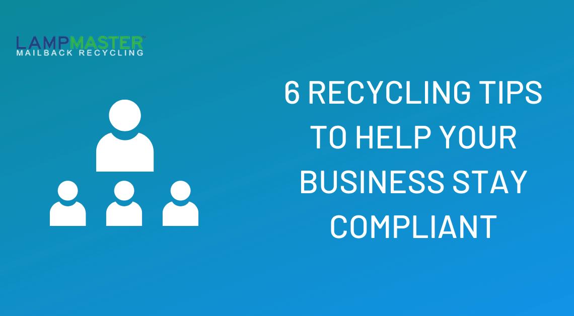 compliant recycilng tips