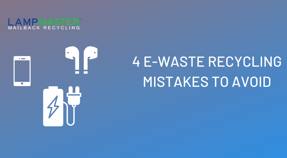 e waste recycling mistakes to avoid
