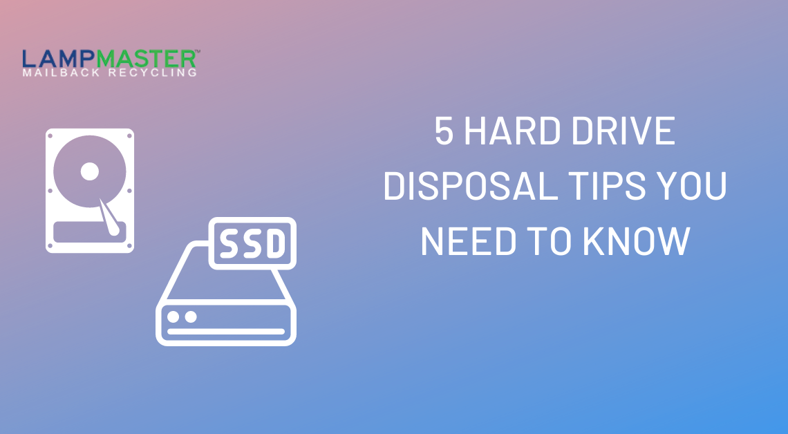 5 hard drive disposal tips for 2021